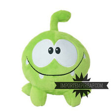CUT THE ROPE OM NOM PELUCHE 2 pupazzo plush doll figure app iphone android candy
