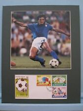 Italy wins the 1982 World's Cup & First Day Cover