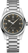 New Omega Railmaster 38MM Trilogy Automatic Men's Watch 220.10.38.20.01.002