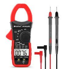 Digital Strommesszange Zangenmultimeter AC DC Strombereich Automatische 1000A