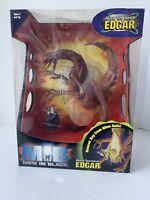 "Alien Terrorist Edgar Vintage Men In Black 10"" Action Figure New NIB 1997 Galoob"