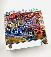 MASTER PIECES Wheels 750 Piece Puzzle Star Studded