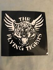 The Flying Tigers Promo Sticker From Debut Cd