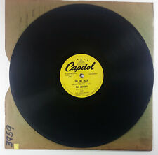Ray Anthony On The Trail Street Scene Record 10in Vintage Capitol Promo Demo