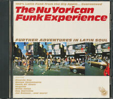 Various - The Nu Yorican Funk Experience CD **BRAND NEW/STILL SEALED**