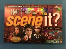 Harry Potter Scene It ? The DVD Game 2005 Mattel Games 100% Complete Ships Free!