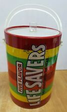 Vintage Life Savers Ice Bucket Very Great Piece Of History (S-7-1)