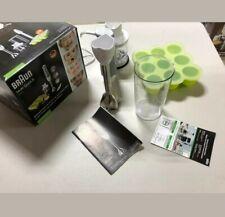 Braun MQ523 Multiquick 5 baby  Hand Blender - Black