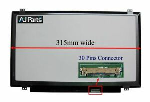 """Compatible For Asus E406M Laptop Display 14.0"""" LED LCD WXGA HD 315MM WIDE Screen"""