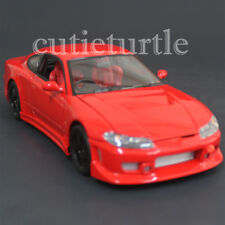 Welly 22485 Nissan Silvia S-15 RHD 1:24 Diecast Model Car Red
