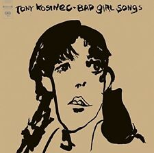 Bad Girl Songs - Tony Kosinec (2016, CD NUOVO)