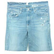 Adriano Goldschmied Womens 30 Jodi Crop High Rise Slim Flare Stretch Denim Jeans