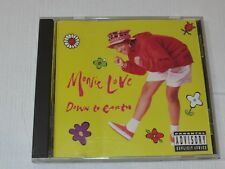 Down to Earth by Monie Love CD Oct-1990 Warner Bros. Monie in the Middle