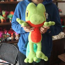 "Large Huge Big Size AnimeCenter Treecko Plush Toy Monster Pocket Doll 20"""
