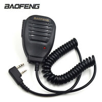 Speaker Hand Microphone For BaoFeng UV-5R BF-888S UV-6 UV-3R+ Radio WalkieTalkie