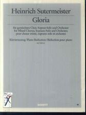 Heinrich Sutermeister - Gloria - Klavierauszug