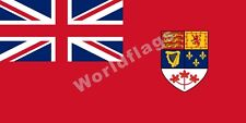 32 Canada Historical Flag 3X6FT Canadian Red Ensign Newfoundland Red Blue Ensign