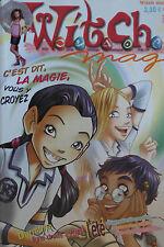 Witch Mag n°106- 2004 : Histoire BD : La voix du silence