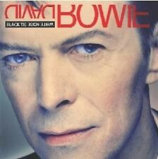 "DAVID BOWIE ""BLACK TIE WHITE NOISE"" CD NEUWARE"