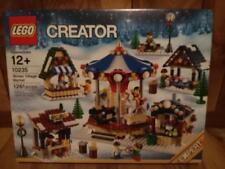 LEGO Winter Village Market Set (10235) new in Sealed Box NIB Christmas Theme