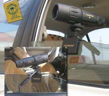 Zoom Spotting Scope Monoculars 10-25x42+Car Window Mount Adapter waterproof