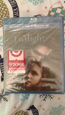 Twilight Blu-Ray, DVD, Digital HD, UltraViolet Combo Pack