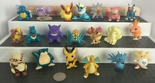 LOT 20  Pokemon Mini Figures       Tomy    CGTSJ