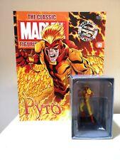 Eaglemoss Classic Marvel Figurines Pyro #141