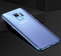 pour Samsung Galaxy S9 plus stylé Antichoc Hybride dorage coque étui silicone