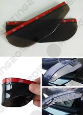 2pcs Car Universal Rear View Side Mirror Rain Snow Guard Sun Visor For Suzuki