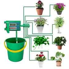 Automatic Home Garden Watering Kits System Sprinkler with Smart Timer Controller