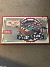 TABLETOP FOOSBALL TABLE NEW UNUSED RETRO Games Brand New Box Unopened