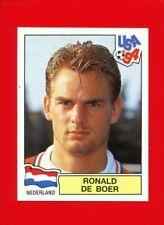 WC USA '94 Panini 1994 - Figurina-Sticker n. 432- RONALD DE BOER- NEDERLAND -New