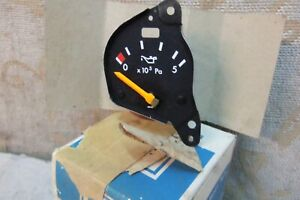 NOS GENUINE GM OIL GAUGE CLASSIC OPEL Manta Ascona Rekord Kadett # 9283311