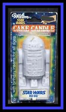 NEW! Wilton ***STAR WARS R2D2 CANDLE*** NIP! #608-4