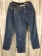 Levi's 550 Women's Jean Lot Of 2, 8M, Blue Wash (28x31 measured)