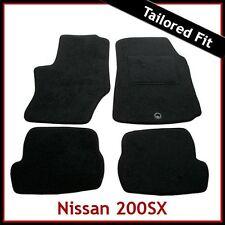 NISSAN 200 SX S14 1994 1995 1996 1997 1998 1999...2001 Tailored Carpet Car Mats