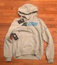 Carolina Panthers Women's Nike NFL Club Hoodie MSRP $55 FREE SHIPPING