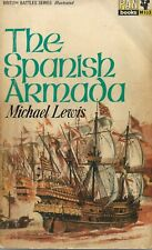 The Spanish Armada, Michael Lewis, July 1588, Navy, Battle Series, Pan