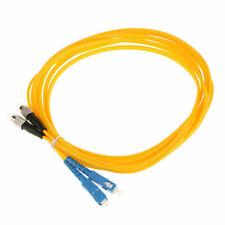 SC FC Fibre Optic Cables