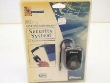 TARGUS USB CABLE LOCK NOTEBOOK LAPTOP SECURITY FINGERPRINT BIOMETRIC SCANNER