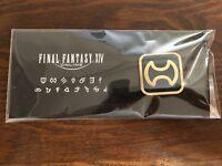SQUARE ENIX Final Fantasy XIV Job Pin Badge Warrior NEW from JAPAN F/S