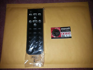 New XM REMOTE #BRCUXRC-D  Edge XMP3 XpressR Onyx w/ Fresh Battery
