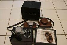 Fuji Fujifilm X100 Digital Camera in Box, Mint.  Tons of Extras