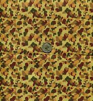 """1//6 Scale Alien Colonial Marine Camouflage Model Miniature Fabric 21/""""x18/"""""""