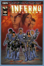 Inferno Hellbound #2 2002 Marc Silvestri David Wohl Image Top Cow Comics