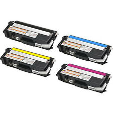 BROTHER Re-Manufactured TN315 MFC-9560CDW MFC-9970CDW 4 Color Toner Set COMBO