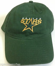 NHL Dallas Stars Reebok Buckle-Back Cap Hat NEW!!