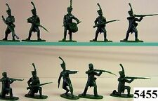Armies In Plastic 5455 - Napoleonic War 2nd Foreign Reg Figures-Wargaming kit