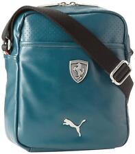 NEW NWT PUMA PREMIUM FERRARI LS PORTABLE SHOULDER MESSENGER BAG GREEN PMMO2014